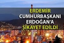 """Erdem'den Cumhurbaşkanı Erdoğan'a """"Erdemir gerçeği"""""""