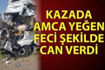 Ereğlili nakliyeci kaza geçirdi: 2 ölü, 1 yaralı!