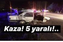 Kaza: Yaralılar var!..
