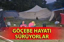 Mevsimlik tarım işçileri'nin Zonguldak'taki göçebe hayatı