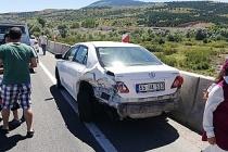 Zincirleme kaza... Çok sayıda yaralı var...
