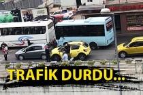 Zonguldak Merkez'de kaza