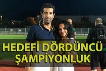 Zonguldaklı milli atlet 4. şampiyonluğunu hedefliyor