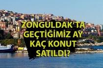 Zonguldak'ta eylül ayında kaç konut satıldı?