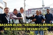 Zonguldak'ta asfalt çalışmaları devam ediyor