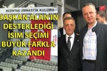 Ömer Selim Alan'in desteklediği isim seçimi büyük farkla kazandı