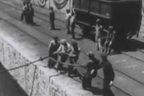Zonguldak 1950… Şaşırtan ve büyüleyen görüntüler…