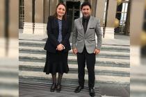 Zonguldaklı Gazeteciler Cumhurbaşkanlığı Külliyesi'nde
