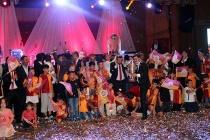 Galatasaray'ın şampiyonluğu Ereğli'de kutlandı