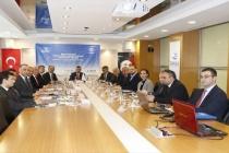 BAKKA, Kasım ayı yönetim kurulu toplantısını yaptı