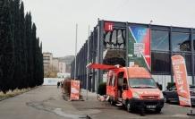 Yerli üretim 'Emko Kombiler' Tiflis Fuarı'nda...