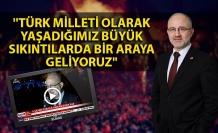 Saadet Partisi İl Başkanı Kar: ''Türk milleti olarak yaşadığımız büyük sıkıntılarda bir araya geliyoruz''