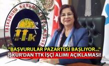 """İŞKUR'dan TTK işçi alımı açıklaması! """"Başvurular Pazartesi başlıyor..."""""""