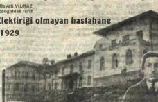 Memleket Hastanesi ve Başhekim Dr.Hayri Bey