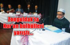 Zonguldak'ta Kur'an bülbülleri yarıştı...