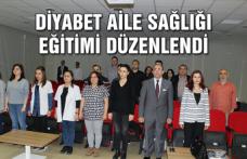 Diyabet Aile Sağlığı Eğitimi düzenlendi