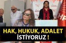 Buket Müftüoğlu: ''Hak, hukuk, adalet ilk önce içimizden başlamalıdır..!''
