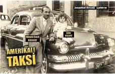 Zonguldak'ın Amerikalı taksisi