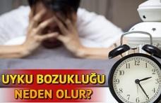 Uyku bozukluğu nedir? Uyku bozukluğu neden olur?