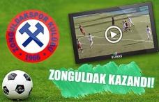 Zonguldak Kömürspor - İnegölspor maç özeti...