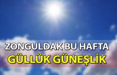 Güneş Zonguldak'ı terketmiyor