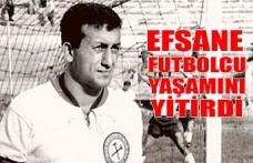 Efsane futbolcu Sami Us yaşamını yitirdi
