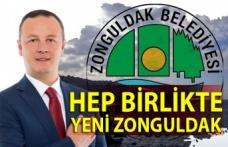 Hep birlikte yeni Zonguldak…