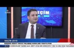 1 Ocak 2019, Seçim 2019 - Yavuz Palabaş