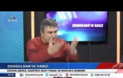 11 Ocak 2019 Zonguldakın Nabzı Gazeteci Mustafa Özdemir, Akay Turhan Bölüm 2