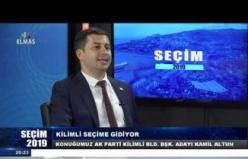 12 Mart 2018 Seçim 2019 Ak Parti Kilimli Belediye Başkanı Kamil Altun