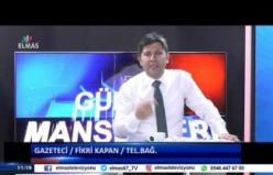 25 Mart 2019 Günün Manşetleri Gazeteci Fikri Kapan Tel.Bağ.