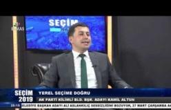 25 Mart 2019 Seçim 2019 Kamil Altun