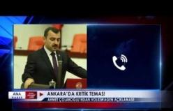 Ankara'da kritik temas! Ahmet Çolakoğlu'ndan Volkswagen açıklaması!