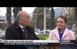 Erol Şahin CHP'lilere seslendi!