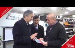 MHP Zonguldak Belediye başkan adayı Hamdi Ayan