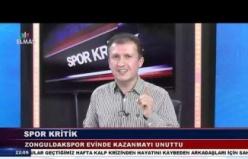 Tarsus maçının tüm detayları Spor Kritik'te konuşuldu