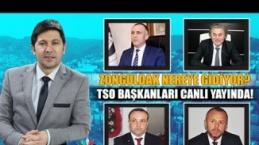 17 Nisan 2019 Artı Eksi TSO Başkanları