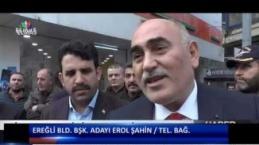 18 Şubat 2019 Günün Manşetleri Erol Şahin / Tel. Bağ.