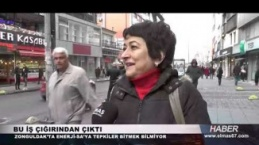 Elmas Tv sokak röportajı 'Elektrik Kesintisi'