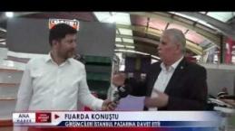 Karaelmas Kalkınma Derneği Başkanı Metin Kara