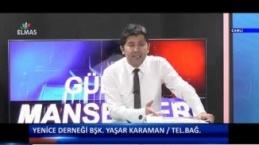 Yenice Derneği Başkanı Yaşar Karaman
