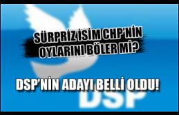 DSP'nin adayı belli oldu! Sürpriz isim CHP'nin...