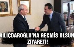 Kılıçdaroğlu'na geçmiş olsun ziyareti!