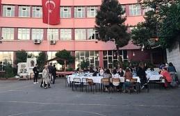 Yayla Mesleki ve Teknik Anadolu Lisesinde Şehit Ailesi...