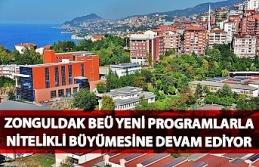 Zonguldak BEÜ yeni programlarla nitelikli büyümesine...
