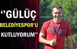 ''Gülüç Belediyespor'u kutluyorum''