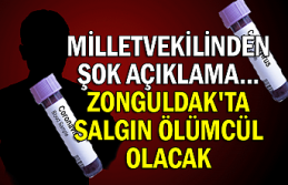 Milletvekilinden şok açıklama... Zonguldak'ta...