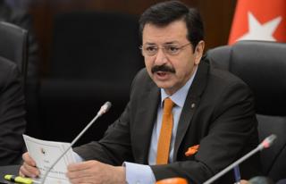 Rıfat Hisarcıklıoğlu Zonguldak'a geliyor...