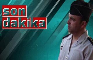 Kıdemli Albay Gökhan İnan Zonguldak'ta...