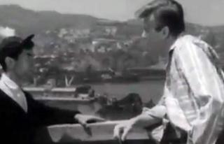 Yıl 1962... Yeşilcamın usta isimleri Zonguldak'ta...